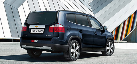 suv range from chevrolet uk: trax and captiva