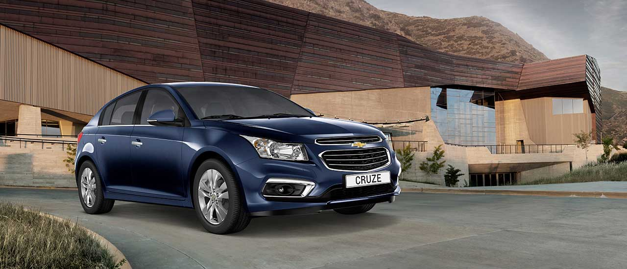 Chevrolet Cruze 5 door, family car
